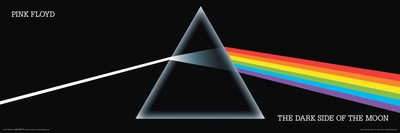 Pink Floyd - Dark Side of the Moon Poster