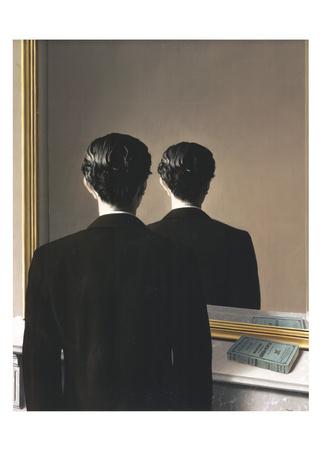 La Reproduction interdite, 1937 Art Print