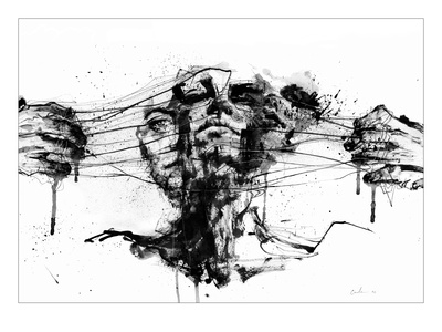 Drawing Restraints Premium Giclee Print