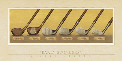 Early Swingers Art Print