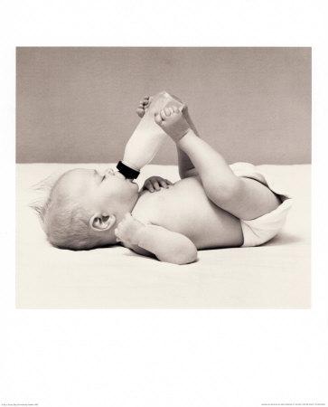 Thirsty Baby - Art Print