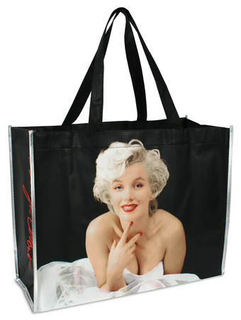 Marilyn Monroe Large Recycled Shopper Tote Bage Tote Bag