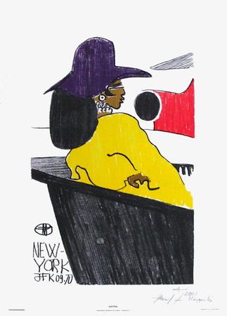 Waiting - New York Jfk 09.70 - Limited Edition