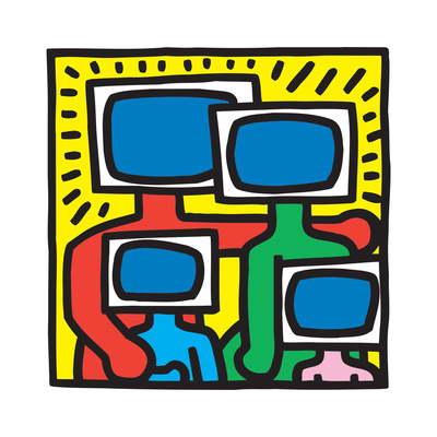 Untitled Pop Art Giclee Print