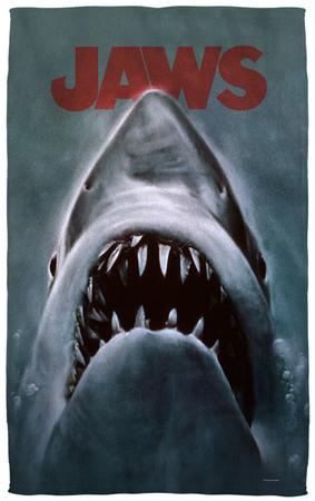 Jaws - Shark Beach Towel Beach Towel