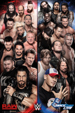 WWE- Raw vs Smackdown