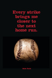 Every Strike Home babe ruth