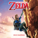 The Official Legend of Zelda - 2018 Calendar Legend Of Zelda - Two Worlds Zelda - Twilight Princess Nintendo Zelda Shield Fleece Blanket Zelda - Forest Zelda - Windwaker The Legend of Zelda- Stained Glass Zelda- Hyrule Map Hyrule Retro Travel Poster The Legend Of Zelda- Link D'Art The Legend Of Zelda - Link