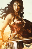 Wonder Woman - Sword dc comics