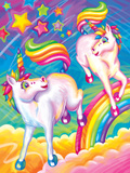 Brushstroke Unicorns Astro Blast '98 Kitten Roses Hunter '96 Dancing Dolphins Rainbow Majesty Unicorn Tales Lisa Frank