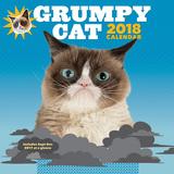 Grumpy Cat - 2018 Calendar Grumpy Cat Mugshot Humor Poster Summer Cats grumpy cat
