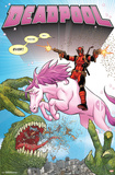 Deadpool - Unicorn deadpool