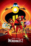 Incredibles 2 - One Sheet Frozen - Collage disney
