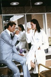 THE MAN WITH THE GOLDEN GUN, 1974 directed by GUY HAMILTON Roger Moore / Maud Adams (photo) L' Espion qui m'aimait THE SPY WHO LOVED ME by LewisGilbert with Roger Moore and Barbara Bach, 1977 Roger Moore Drinking Coffee Roger Moore, The Saint (1962) L' Espion qui m'aimait THE SPY WHO LOVED ME by LewisGilbert with Roger Moore and Barbara Bach, 1977 Roger Moore The Persuaders L' Espion qui m'aimait THE SPY WHO LOVED ME by LewisGilbert with Roger Moore and Barbara Bach, 1977 The Persuaders! Live and Let Die, Roger Moore, 1973 Roger Moore, Britt Ekland, Maud Adams, The 007, James Bond: Man with the Golden Gun,1974
