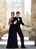 L' Espion qui m'aimait THE SPY WHO LOVED ME by LewisGilbert with Roger Moore and Barbara Bach, 1977 Roger Moore The Persuaders LIVE AND LET DIE, 1973 directed by GUY HAMILTON Roger Moore (photo) THE MAN WITH THE GOLDEN GUN, 1974 directed by GUY HAMILTON Maud Adams, Roger Moore and Britt Ekland The Persuaders! Live and Let Die, Roger Moore, 1973 Michelin, Tire James Bond