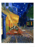 The Café Terrace on the Place du Forum, Arles, at Night, c.1888 Aspen La Baule Ocean Wave at Sunrise Grand Canyon National Park - Mather Point Full Moon Over the Sea Cote d'Azur New York Construction Workers Lunching on a Crossbeam Monet Dusk Venice Le Mans 20 et 21 Juin 1959 Men in a Street of Napoli Starry Night over the Rhone, c.1888 World Political Map, Executive Style travel