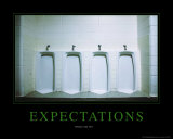 Expectations What Life Is About Stay In Bed Frustration Catastrophic Signs of Anxiety Motivational Poster Art Print Beatings Will Continue Until Morale Improves Sign Poster Losers Second Place Dependency Death Bites Love Sucks Follow your dreams