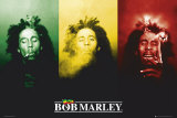 Bob Marley Bob Marley - Colors Bob Watercolor