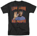 Star Trek - Live Long and Prosper Star Trek-Old School Star Trek-Starfleet Academy Earth