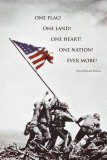 """American Flag at Iwo Jima I Cannot Live Without Books Thomas Jefferson Education Nelson Mandela Quote """"Awesomeness"""" Barney Stinson Quote You Miss 100% of the Shots You Don't Take (Black) Character I Will Be (Motivational List) Art Poster Print Achievement Achievement This Is Your Life Smile Retro Camera Mother Teresa Anyway Poster This Is Your Life Motivational Quote Watch Your Thoughts Motivational Poster motivational words"""