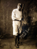 Babe Ruth, 1920 Babe Ruth - Red Sox Lou Gehrig & Babe Ruth Babe Ruth & Lou Gehrig The Babe Bows Out, 1948 Babe Ruth Red Rock Cola Babe Ruth - No Fear Babe Ruth Striking Out Famous Quote Plastic Sign It's Hard to Beat a Person Who Never Gives Up -Babe Ruth Every Strike Home babe ruth