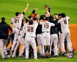 The San Francisco Giants Celebrate Winning the 2010 NLCS San Francisco Giants 2010 Natinal League Champions Composite Brandon Crawford, Pablo Sandoval, & Buster Posey celebrate winning Game 3 of the 2014 National Leag Pablo Sandoval Game 4 of the 2014 National League Championship Series Action Pablo Sandoval celebrates winning Game 4 of the 2014 National League Championship Series Hunter Pence & Pablo Sandoval Game 5 of the 2014 World Series Action 2014 MLB World Series Match Up Composite San Francisco Giants vs. Kansas City Royals Pablo Sandoval Double Game 7 of the 2014 World Series Pablo Sandoval Celebrates the final out Game 7 of the 2014 World Series Pablo Sandoval 2014 Action Pablo Sandoval 2014 Action San Francisco Giants 2011 Triple Play Composite San Francisco Giants vs. Detroit Tigers World Series Match-up Composite Pablo Sandoval - San Francisco Giants 2012 World Series MVP