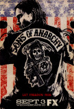 Sons of Anarchy SOA Skull Sons of Anarchy Jackson TV Poster Print Sons of Anarchy - Cut Sons of Anarchy Vintage Huge TV Poster Sons of Anarchy Sons of Anarchy - Jax Skull Banner Sons of Anarchy- SAMCRO Banner Sons of Anarchy Samcro TV Poster Print Sons of Anarchy - Jax Skull Sons of Anarchy - Bike Circle