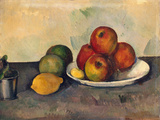 Still Life with Apples, C.1890 Cezanne:Marseilles,1886-90