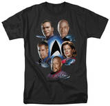 Star Trek-Starfleet's Finest Star Trek - Live Long and Prosper Star Trek-Old School Star Trek-Starfleet Academy Earth