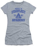 Juniors: Star Trek-Old School Star Trek - Expendable Star Trek - Final Frontier (Front/Back Print) Star Trek - Vintage Spock Star Trek - Engineering Uniform Infant: Star Trek- Starfleet Cadet Onesie Star Trek-Starfleet's Finest Star Trek - Live Long and Prosper Star Trek-Old School Star Trek-Starfleet Academy Earth