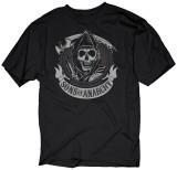 Sons of Anarchy - Logo Sons Of Anarchy - Acronym Anarchy Skull 3 SOA Skull Anarchy Skull 3 Soa Skull Sons of Anarchy - SAMCRO Sons of Anarchy - Logo Anarchy Skull Sons of Anarchy- SAMCRO Banner Sons of Anarchy - Jax Skull Banner Sons of Anarchy