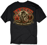Sons of Anarchy - SAMCRO Sons of Anarchy - Logo Anarchy Skull Sons of Anarchy- SAMCRO Banner Sons of Anarchy - Jax Skull Banner Sons of Anarchy