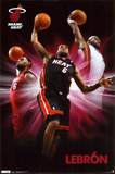 Heat - Lebron James LeBron James Collage Miami Heat NBA Sports Poster Denver Nuggets v Cleveland Cavaliers 2016 NBA Finals - Game Two NBA - Superstars Lebron James- Only Way You Succeed Cleveland Cavaliers v Brooklyn Nets Cleveland Cavaliers v Boston Celtics - Game Three
