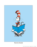 The Cat in the Hat (on blue) The Cat in the Hat (on yellow) Seuss Treasures Collection III - The Cat in the Hat (white) Ready for Anything (orange) Oh the Places Youll Go