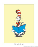 The Cat in the Hat (on yellow) Children's Author and Illustrator, Ted Geisel, Better known by His Pseudonym, Dr. Seuss L is for Laugh (red) Seuss Treasures Collection III - The Cat in the Hat (white) Ready for Anything (orange) Unless Someone Cares (green) The Cat in the Hat (on blue)