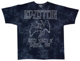 Led Zeppelin - USA Tour 77 Women's: Led Zeppelin - America 1977 Long Sleeve: Pink Floyd- Brick In The Wall Led Zeppelin - Legend The Rolling Stones - Europe 76 Women's: The Beatles- Logo Grateful Dead-Ship Of Fools Long Sleeve David Bowie- Blackstar David Bowie- Aladdin Sane The Beatles - Lonely Hearts Seal Pink Floyd - Dark side of the moon Led Zeppelin - Man With Sticks David Bowie - Smoking Slash - Top Hat Womens: David Bowie - Aladdin Sane (dolman)