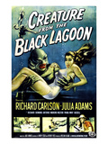 Creature from the Black Lagoon, Ben Chapman, Ricou Browning, 1954 Frankenstein Alien Hellraiser The Birds Giger's Alien Texas Chainsaw Massacre- Leatherface Silhouette Grindhouse American Psycho Watercolor The Birds, Alfred Hitchcock, Jessica Tandy, Tippi Hedren, 1963 Frankenstein Birth Machine The Mummy Movie Boris Karloff, It Comes to Life Poster Print Creature from the Black Lagoon, 1954 Vincent Van Gogh (Skull with Cigarette) Art Print Poster The Shining horror movie posters