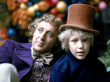 Willy Wonka And The Chocolate Factory, Gene Wilder, Peter Ostrum, 1971 Blazing Saddles Willy Wonka And The Chocolate Factory, Gene Wilder, 1971 The Producers, 1968 Willy Wonka and the Chocolate Factory Willy Wonka and the Chocolate Factory