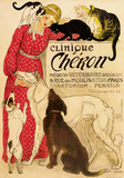 Cheron - Vintage Style Italian Poster The Good Life Ernest, Doris, Horace And Stripes Downward Facing Dog Pose Or Adho Mukha Shvanasana Meets Upward Facing Cat Tom & Jerry Retro Panels Suspense Clinique Cheron, c.1905 Irises and Sleeping Cat, 1990 Peekapoo (Pekingese X Poodle) Puppy, Ginger Kitten and Sandy Lop Rabbit, Sitting Together Cavapoo (Cavalier King Charles Spaniel X Poodle) Puppy with Rabbit, Guinea Pig and Ginger Kitten Dogs and Cats