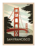 San Francisco: Golden Gate Bridge Bullitt - French Style Today's Won't For Tomorrow's Can't san+francisco