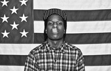 ASAP Rocky Music Poster band posters