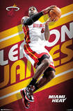 LeBron James Miami Heat Chicago Bulls v Cleveland Cavaliers - Game Five 2015 NBA Finals - Game One Miami, FL - June 21:  Miami Heat and Oklahoma City Thunder Game Five, LeBron James Cleveland Cavaliers v Atlanta Hawks- Game One Washington Wizards v Miami Heat: LeBron James 2016 NBA Finals - Game Seven 2017 NBA Finals - Game Three Cleveland Cavaliers - Lebron James 14 LeBron James Collage Miami Heat NBA Sports Poster Cleveland Cavaliers - Lebron James Cleveland Cavaliers v Brooklyn Nets Denver Nuggets v Cleveland Cavaliers 2016 NBA Finals - Game Two Lebron James- Only Way You Succeed