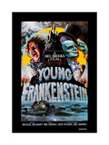 Young Frankenstein The Mummy Movie Boris Karloff, It Comes to Life Poster Print Texas Chainsaw Massacre- Leatherface Silhouette The Shining, Jack Nicholson, Directed by Stanley Kubrick, 1980 Frankenstein The Exorcist Dracula - Bela Lugosi 1931 Vincent Van Gogh (Skull with Cigarette) Art Print Poster We Need a Bigger Boat The Shining Skull With Cigarette, 1885 Alien horror movie posters