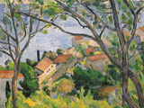 View of L'Estaque Through the Trees, 1879 A View Through the Trees Of Bridge Over Ther Marne at Creteil, 1888 Paul Cezanne Still Life Jar and Fruit Mont Sainte-Victoire, C.1902 Large Pine Tree and Red Earth, 1890-1895 Apples and Oranges, 1895-1900 Nature Morte Aux Oignons (Still Life with Onions) Still Life with Milkjug and Fruit, circa 1886-90 L'Estaque, View of the Bay of Marseilles, circa 1878-79 Moulin De La Couleuvre at Pontoise, 1881 The Mont Sainte-Victoire, Seen from Lauves, 1905 The Card Players, 1893-96 Maison Au Toit Rouge- House with a Red Roof, 1887-90 Still Life with Apples, C.1890 Cezanne:Marseilles,1886-90