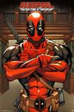 Deadpool Marvel Deadpool Deadpool - I Make This Look Good Deadpool Deadpool - Unicorn deadpool
