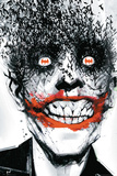 Batman Comic - Joker Bats Joker