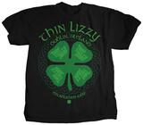Thin Lizzy - Four Leaf Clover Super Mario- 1-Up Dropkick Murphys - Knotwork Flag Tee Dropkick Murphys- Vintage Skeleton Piper