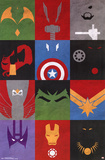 Avengers - Minimalist Grid Justice League - Minimalist Superman (Looks Like A Job For) Batman Arkham Origins - Wanted Batman Comics - Stalker Suicide Squad- Harley Quinn Neon Glow Batman (I'm Batman) Batman Origins - Arkham Bats Dark Knight- Serious Teaser Wonder Woman - Sword dc comics