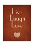 Live Laugh Love Live, Laugh, Love-Pastel Live Love Laugh Peel & Stick Wall Decals Live Laugh Love: Sunflower Live, Laugh, Love Live Laugh Love Words to Live By: Love Live Laugh Love: Sunflower Live Laugh Love - White Live Well, Love Much, Laugh Often Live Your Life III Live Every Moment Live Well-Love Often-Love Much Peel & Stick Single Sheet Live Laugh Love Square