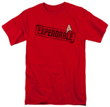 Star Trek - Expendable Star Trek - Final Frontier (Front/Back Print) Star Trek - Vintage Spock Star Trek - Engineering Uniform Infant: Star Trek- Starfleet Cadet Onesie Star Trek-Starfleet's Finest Star Trek - Live Long and Prosper Star Trek-Old School Star Trek-Starfleet Academy Earth